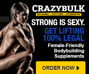 CrazyBulk women