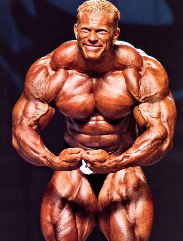 Dennis Wolf Bodybuilder