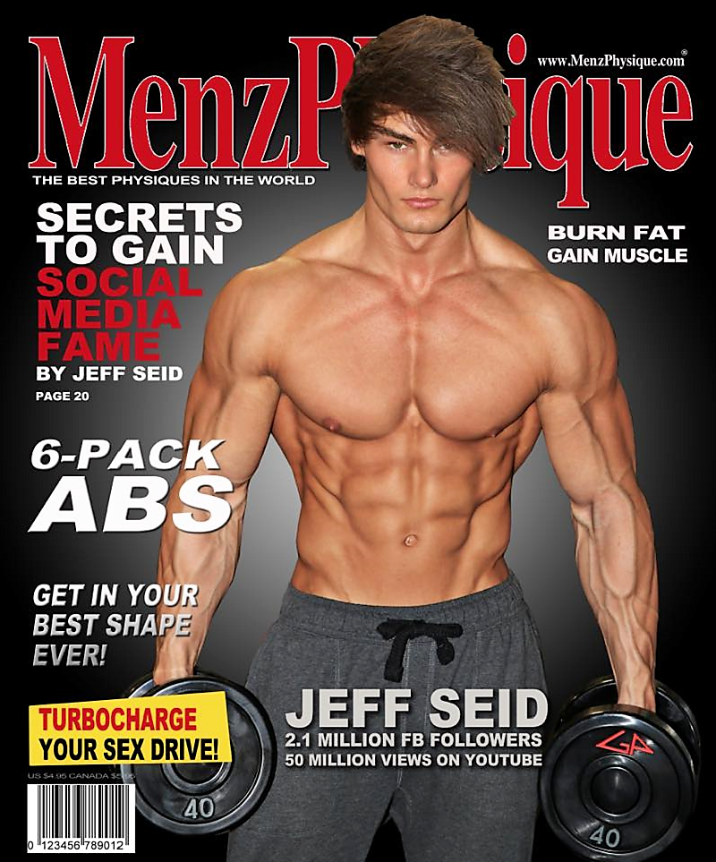 Jeff Seid Magazine Cover