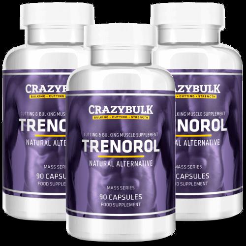 Crazy Bulk Trenorol (Trenbolone)