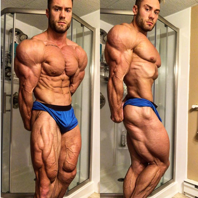 Chris Bumstead Conditioning