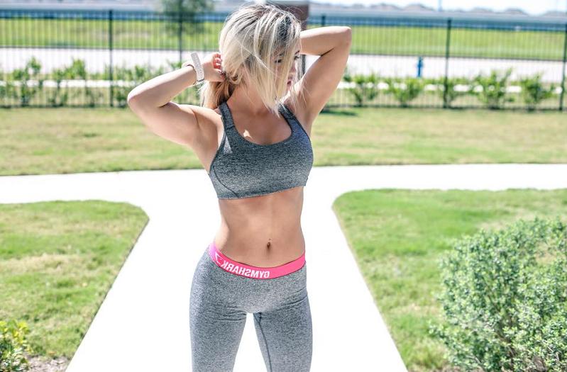 Nikki Blackketter Fitness