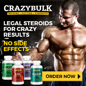 Legal Steroids for Building Muscle