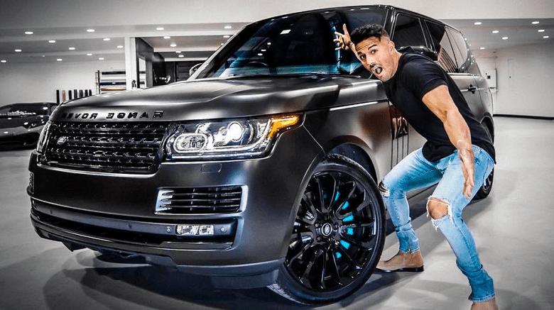 Christian Guzman Range Rover