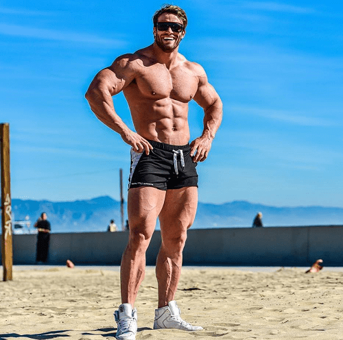 Calum Von Moger Beach Body