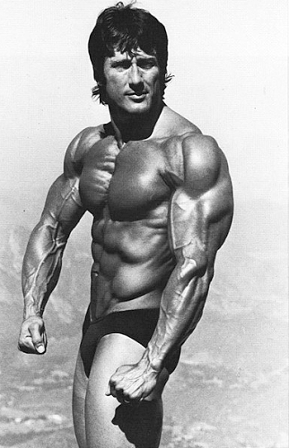 Frank Zane Physique