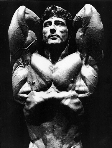 Is Frank Zane Natural?