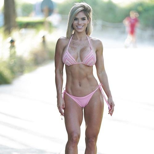 Michelle Lewin Bikini Body