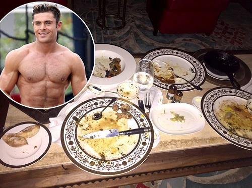 Zac Efron Diet