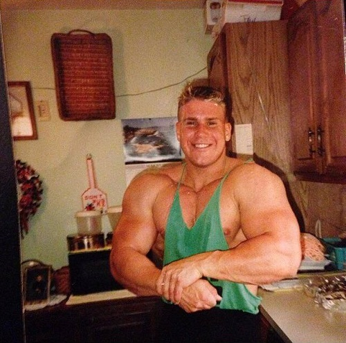 Young Jay Cutler
